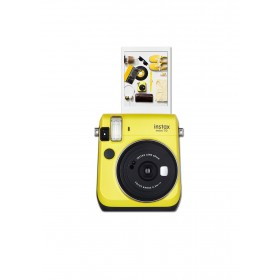 FUJI instax mini 70 Instant Camera  Single film , yellow