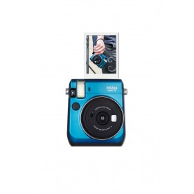 FUJI instax mini 70 Instant Camera  Single film , Blue