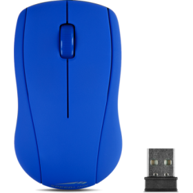 Speedlink SL-630003-BE SNAPPY Mouse - 2.4GHz, Wireless USB, blue