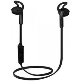 Iconz IMW-BH02KY Sporty Bluetooth In-Ear Headset with volume control Black/Yellow