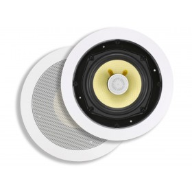 MonoPrice 4102 Caliber Ceiling Speakers 5.25-Inch Fiber 2-Way (pair)