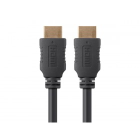 MonoPrice 4956 Select Series High Speed HDMI® Cable, 4ft Black