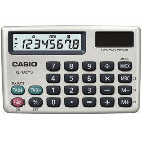 Casio SL-787 TV PRACTICAL CALCULATOR