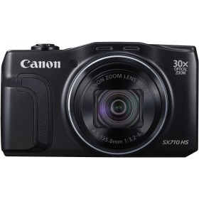 Canon PowerShot SX710 HS Digital Camera 20.3 MP 30X , 3 Inch, WIFI + 8GB