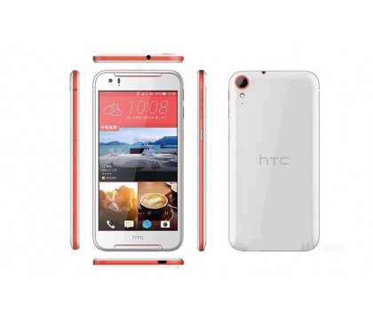 buy from radioshack online in egypt htc desire 830 dual sim 32gb white orange for only 2 599. Black Bedroom Furniture Sets. Home Design Ideas