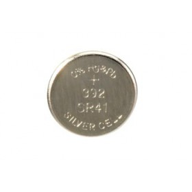 RadioShacK 392 1.55V/42mAh Silver-Oxide Button Cell Battery