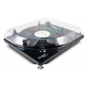 ION 35025 Pure LP USB Conversion Turntable for Mac &amp - White