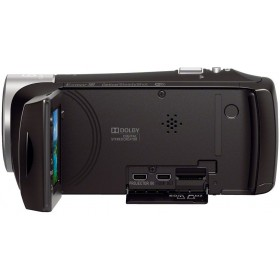 Sony HDR-PJ410 Sony HDR-PJ410  Handycam 9.2MP FULL HD,4GB,Wi-Fi,NFC and built in projector,BlacK.