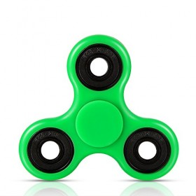 Radioshack LMM-8146 Fidget Spinner Normal Version, Green