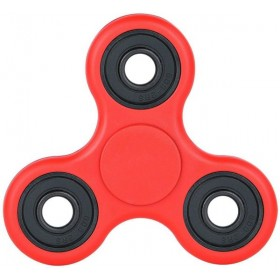 Radioshack LMM-8146 Fidget Spinner Normal Version, Red