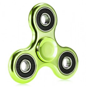 Radioshack LMM-8150 Fidget Spinner Electroplating Version, Green