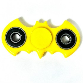 Radioshack LMM-8151 Fidget Spinner Batman Version, Yellow