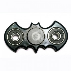 Radioshack LMM-8151 Fidget Spinner Batman Version, Black