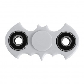 Radioshack LMM-8151 Fidget Spinner Batman Version, White