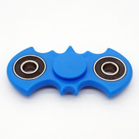 Radioshack LMM-8151 Fidget Spinner Batman Version, Blue