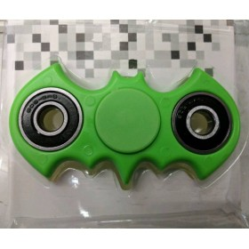 Radioshack LMM-8151 Fidget Spinner Batman Version, Green