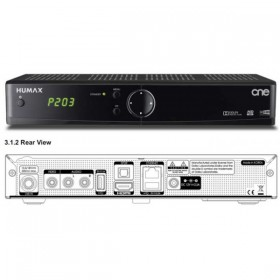 HUMAX IR-3030 HD RECEIVER