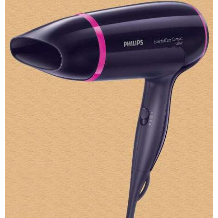 Philips Essential Care Hairdryer BHD002 00 1600W 3 flexible speed settings  Cool shot 220-240V 8cdbf33298