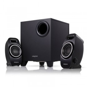 Creative SBS A250 2.1 Multimedia Speakers System 51MF0420AA002, Black