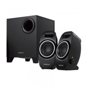 Creative SBS A350 2.1 Multimedia Speakers System 51000000AA355, Black