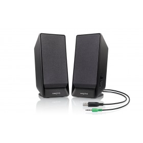 Creative SBS A50 USB-powered 2.0 Multimedia Desktop Speakers, Black