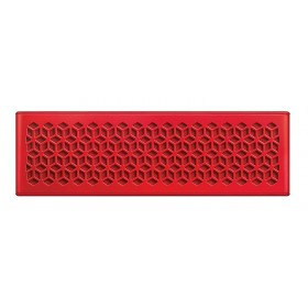 Creative Muvo Mini Pocket-Sized Weather Resistant Bluetooth Speaker with NFC, Red, 51MF8200AA007
