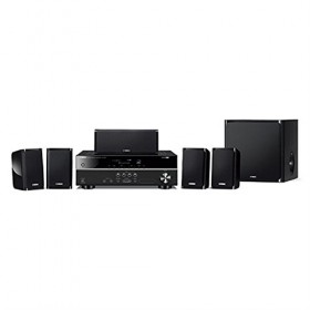 Yamaha YHT-1840 Home Theatre True 5.1 Surround Sound (4K, 4-HDMI IN, Dolby Audio)