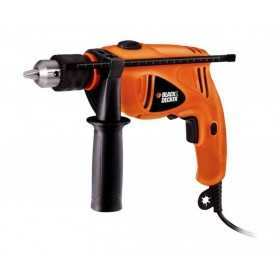 BLACK and DECKER HD5513V-B5 HAMMER DRILL 550W