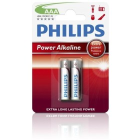 Philips LR03P2B/10 AAA Alkaline Battery