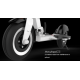 Airwheel Z3 AWZ3W WHT electric scooter with multiple fold system