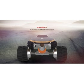 Airwheel M3 AWM3BR Electric Skateboard + STAND