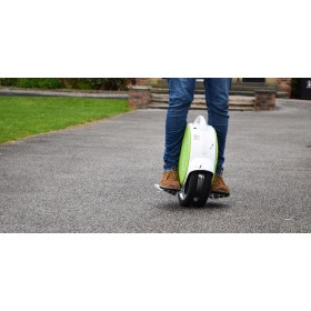AIRWHEEL Q5 AWQ5GR double wheels electric scooter, Green