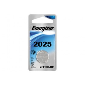 ENERGIZER BP5 8888021300161 CR2025 3V Button Cell Battery 163 mAh