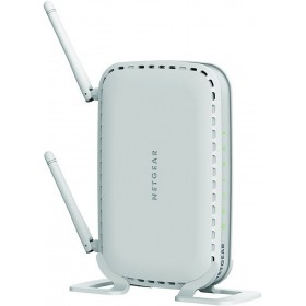 Netgear WNR614 N300 Wi-Fi Router With External Double Antenna Without Modem