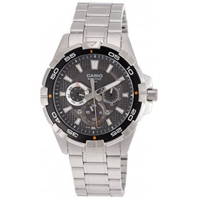 CASIO MTD-1069D-1A+K QUALITY ANALOG & BESIDE WATCH