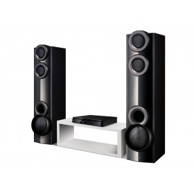 LG LHD675 HOME THEATRE 1000W 5.1 CH.DUAL SUBWOOFERS