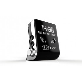 Thomson CT390 Clock ALARM Radio Dual alarm, indoor&outdoor temperature, USB Charger