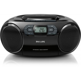 Philips CD Soundmachine AZ329 CD, MP3-CD, USB, FM Tape SD 2W