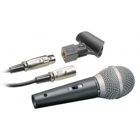 Audio-Technica ATR1500 Cardioid Dynamic Vocal/Instrument Microphone