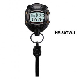 CASIO STOP WATCH HS-80TW