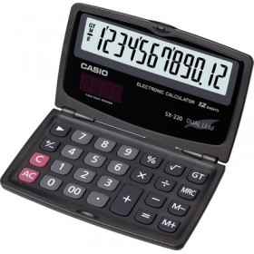 CASIO CALCULATOR SX-220