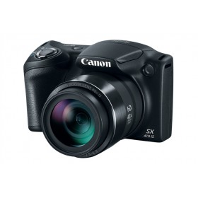 Canon PowerShot SX410 IS Black + SD 8GB