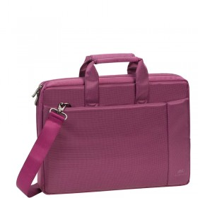 Riva 8231 Purple Laptop bag 15.6 inch, Series Central, 6901868082310