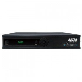 ASTRA 8000 HD MAX Total RECEIVER