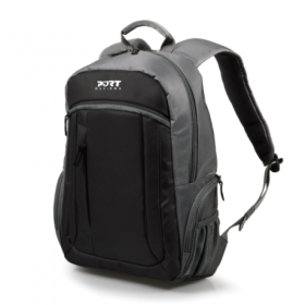 Port Designs 110267 VALMOREL Black BACKPACK 15,6 inch