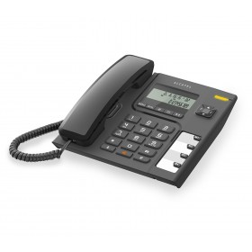 ALCATEL T-56 PHONE WITH CALLER ID BLK