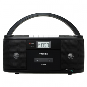 Toshiba Portable CD Casette Radio Recorder – TY-CDS51X