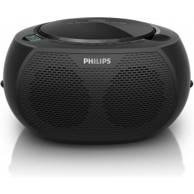 Philips AZ100B/79 CD Soundmachine AZ100B Black