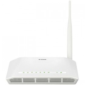 D-LINK DSL-2730U W- N 150MB ADSL2+ 4-PORT ROUTER