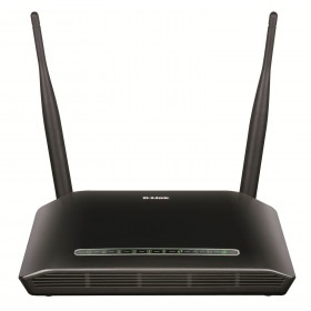 D-LINK Wireless ADSL2/2+ 11N 300MBP ROUTR 4P USB P DSL-2750U/NME/C